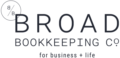 Broad Bookkeeping Co